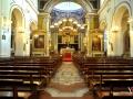 Navata centrale. Abbazia di San Michele Arcangelo Procida