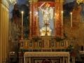Cappella di San Michele Arcangelo. Statua in argento e oro, 1927